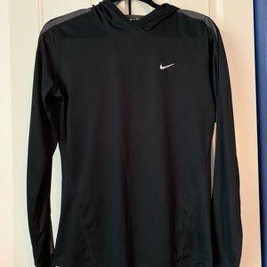 Nike Mens Dri-Fit Running Shirt Large